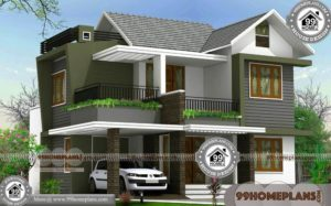 House Architecture Designs & Floor Plans | 500+ Modern Home Collection