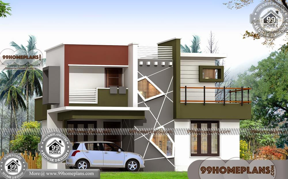 House designs indian style low cost ultra modern Low cost modern homes