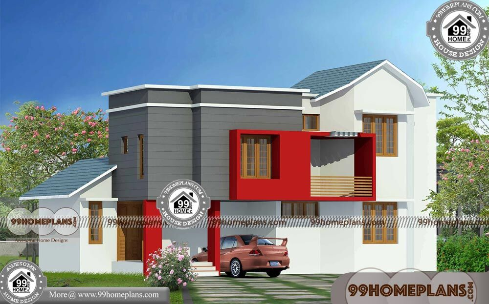 Budget Of This House Is 28 Lakhs U2013 House Front Design Indian Style
