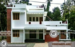 House In A Box with Double Floored City Style Simple Home Collections