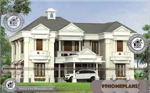 House Map Design | Home Floor Plans | Two Story Bungalow Home Plans