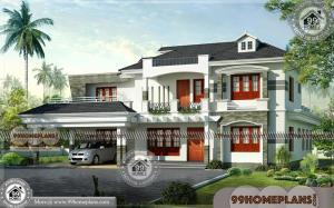 Indian Home Front Design | 500+ Low Budget Modern House Collections