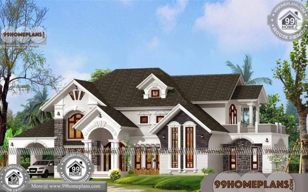 Indian House Design Plan Free with Two Floor Traditional Style Floor ...