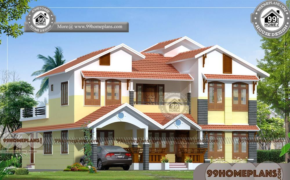 Front Elevation Of Bathtub : Indian house front elevation designs photos story