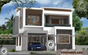 Kerala House Designs And Floor Plan with 3D Elevations   Modern Plans