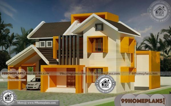 Kerala Modern House Floor Plans Best Simple Small Design Collection