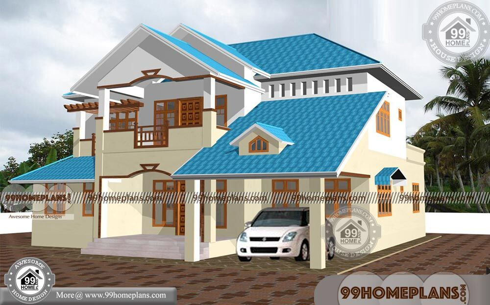 Kerala traditional house with nadumuttam with two story for Traditional house plans two story