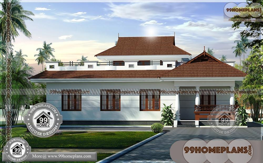 Low cost single story house plans traditional old - Traditional one storied house plans ...