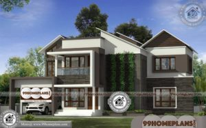 Luxury Home Plans With Cost To Build | Cute Ultra Modern Stylish Designs