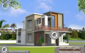 Modern House Box Type Plans & Designs | Low Cost Mind Blowing Ideas