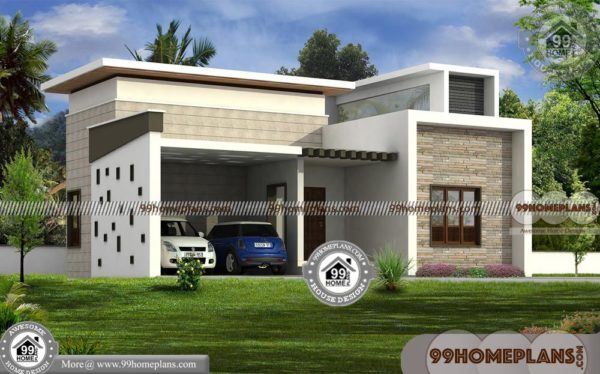 Modern House Design One Floor | Best Contemporary Style ...