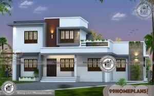 Modern Indian House Plans with Double Story Gorgeous Home Designs
