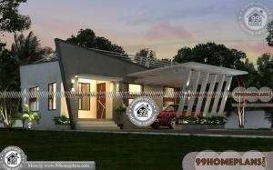 Modern One Floor House Designs | Best Contemporary Style Collections