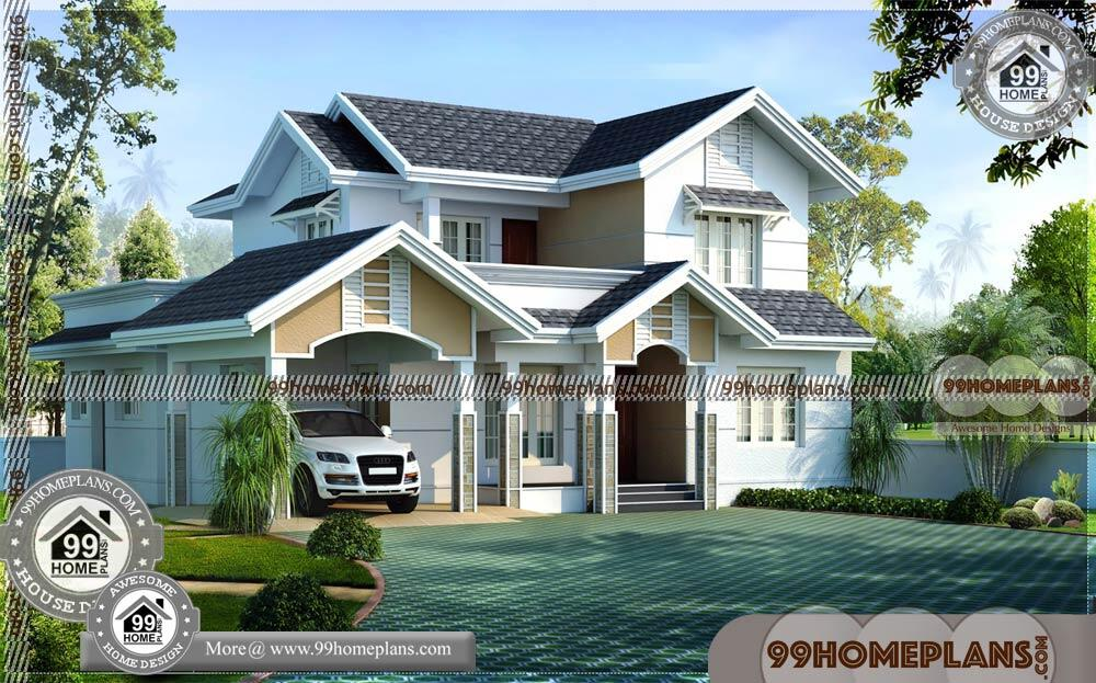 Modern Tiny House Plans | Kerala Style New Model House ...