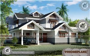 Modern Unique House Designs   Two Story Traditional Home Floor Plans