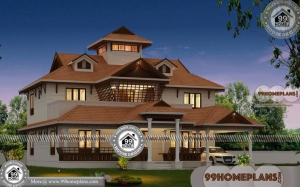Nalukettu house plan and elevation designs 550 - Traditional home plans and designs ...