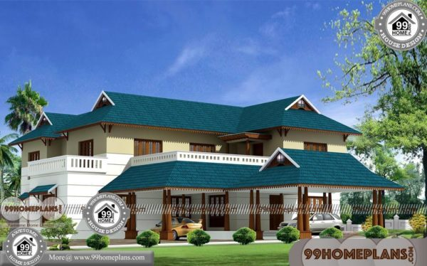 Nalukettu veedu plan and cost with 3d elevations low for Veedu plans and elevations