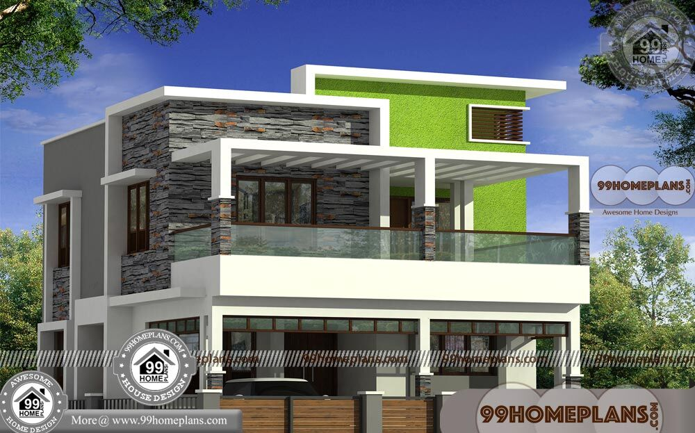 Narrow Modular Homes City Type Box Style 40 X 60 House