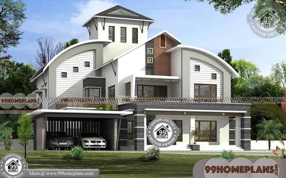New modern house design with contemporary home plan for Plan collection modern house plans