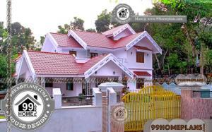 North Facing House Vastu | 2 Floor Traditional Style Home Design Plans