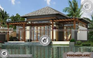 Single Level Floor Plans 75+ House Elevation Models In Kerala Collections