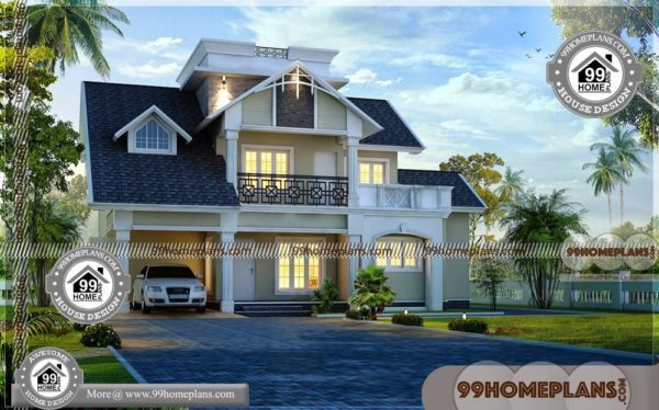 Small 2 Story House Plans Traditional