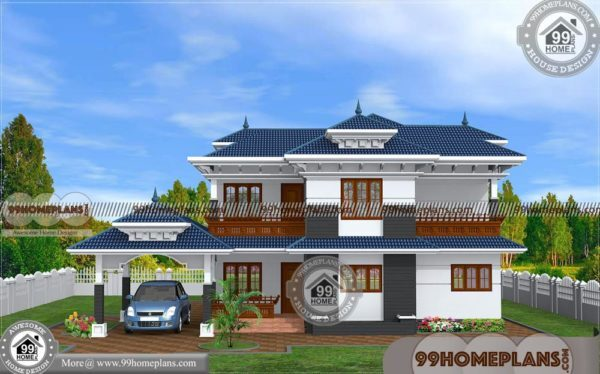 Small Home Design Indian Style House Architecture 70