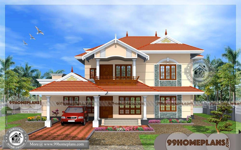 Small Home Plans Indian Style With Traditional Style House