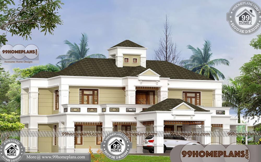 South Indian House Exterior Designs