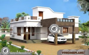Traditional Modern Homes with 3D Elevations | Cost Effective Decors