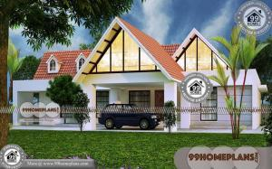 1 Story Luxury House Plans 50+ Kerala Traditional House Models Online