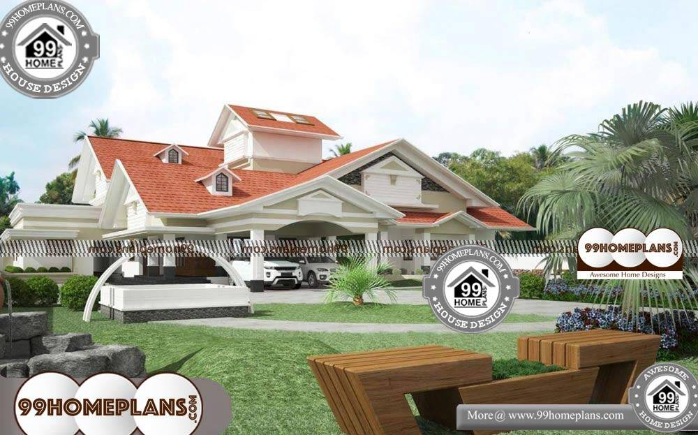 2 Story Small Modern House Designs - 2 Story 6700 sqft-Home