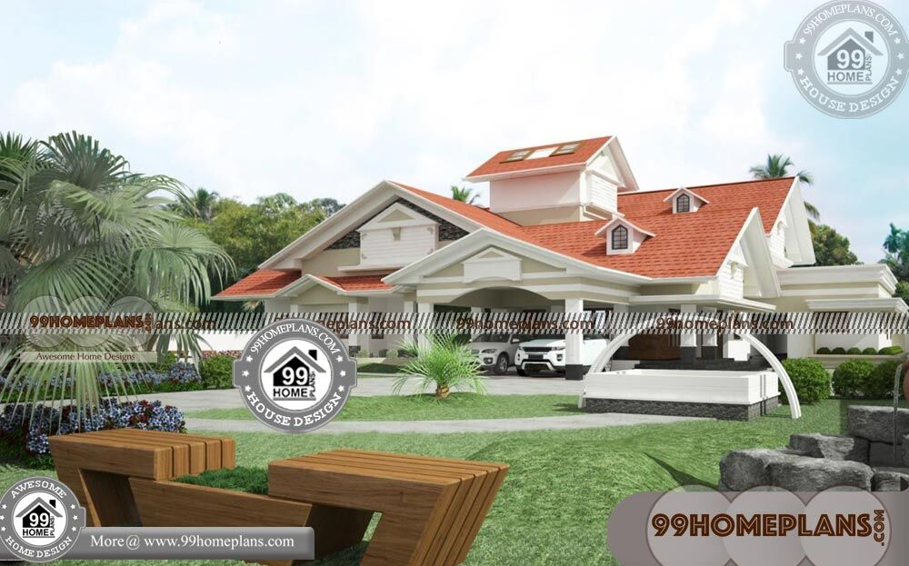 2 Story Small Modern House Designs 39+ Very Modern House Plans