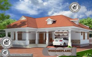 3 Bhk House Plan Collections 90+ Kerala Style House Photos With Plans