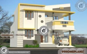 30 40 House Plans with Car Parking | 50+ Kerala Style House Floor Plans