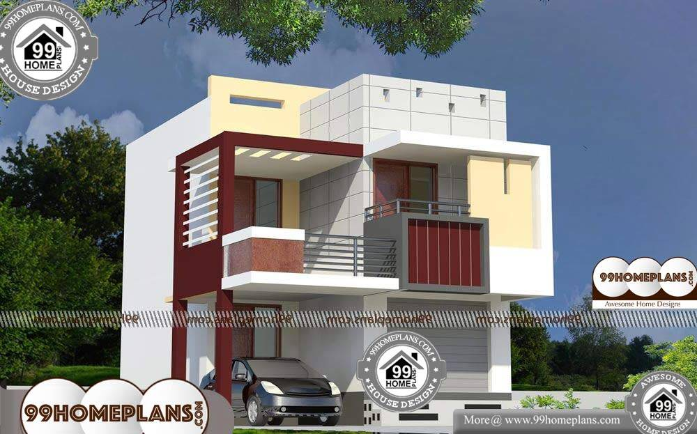 35x60 House Plans - 2 Story 1340 sqft-Home