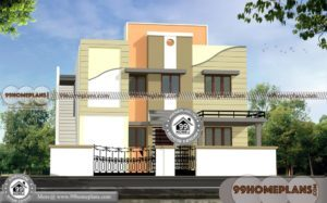3d Apartment Design | Narrow Lot Double Storey Homes Floor Plan Ideas