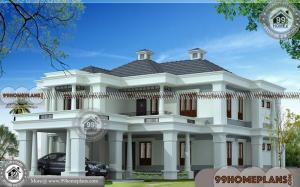 3d House Floor Plans |500+ Modern Two Storey House Plans Collections