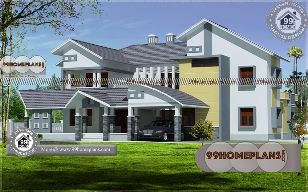 3d House Plans Indian Style 90+ Two Storey Display Homes Collections