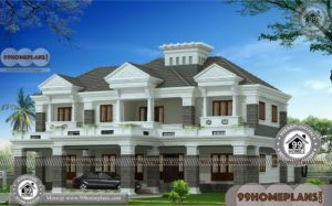 4 Bedroom Bungalow Floor Plans   Small Double Story House Plans Free