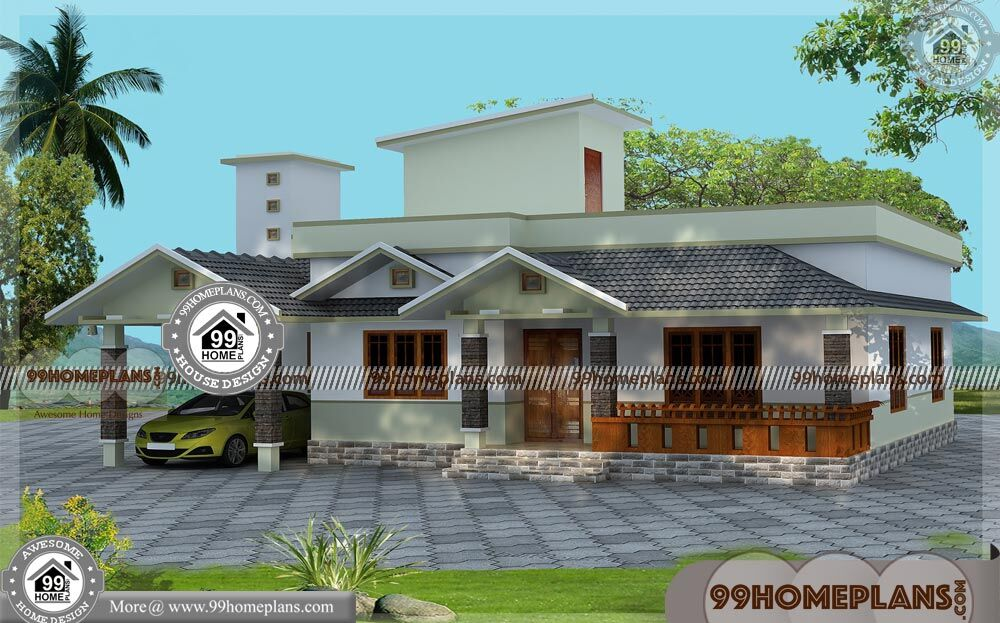 40 Ft Wide House Plans One Floor Home Plans With 3d