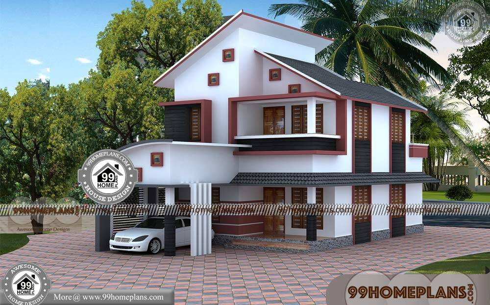 40x50 house plans with 3d front elevation design 45 for 40x50 house plans
