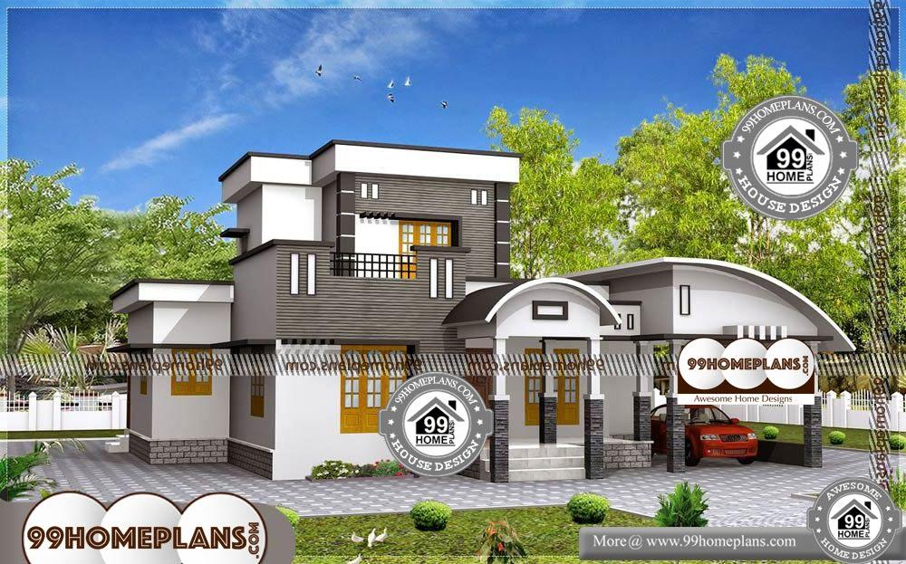 Best Low Cost House Design - 2 Story 2432 sqft-Home