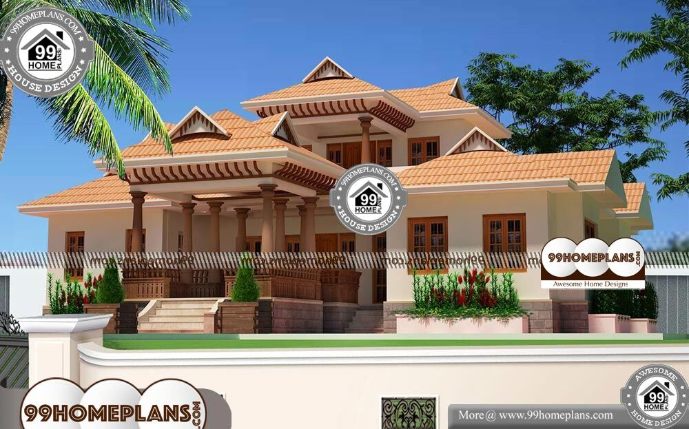 Best Small House Designs - 2 Story 2325 sqft-Home