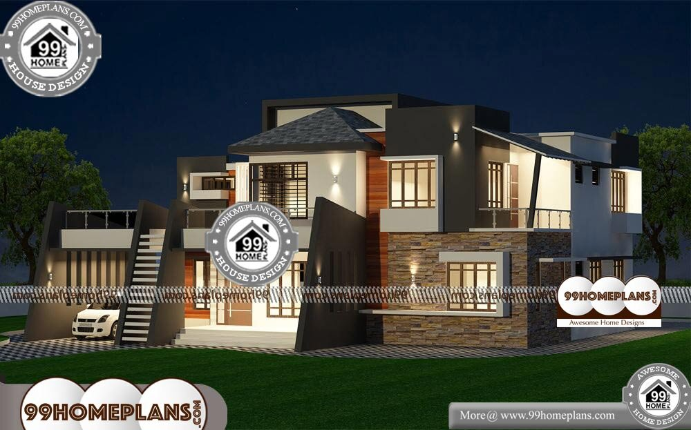 Cheap Small House Design 70+ Double Storey Modern House ...