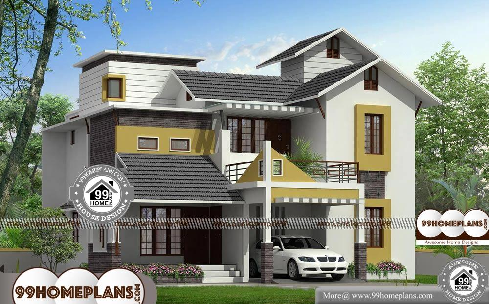 Country House Ideas - 2 Story 2100 sqft-Home
