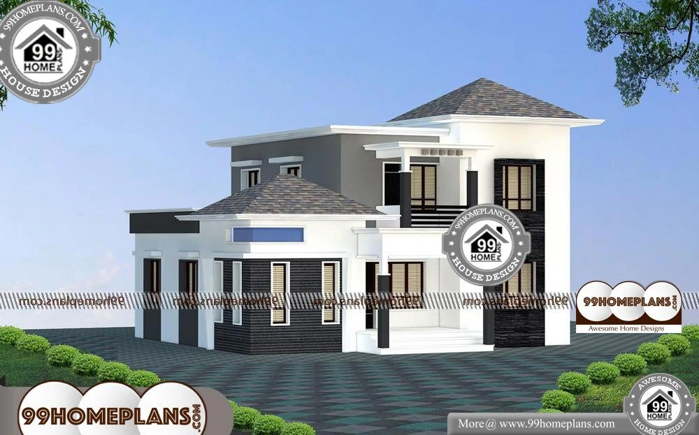 Front Elevation Ideas - 2 Story 2200 sqft-Home