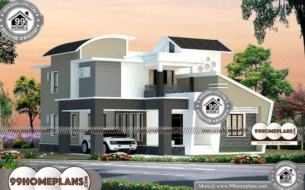House Elevation Ideas - 2 Story 2253 sqft-Home