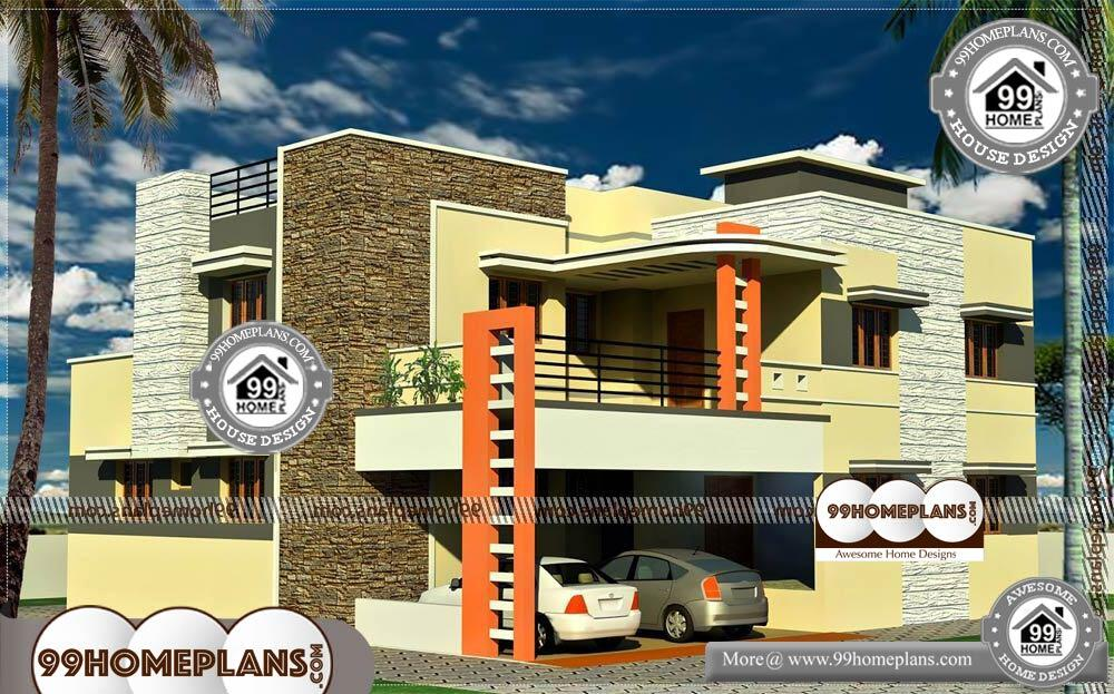 Latest Elevation  Designs  500 New Double Storey Houses