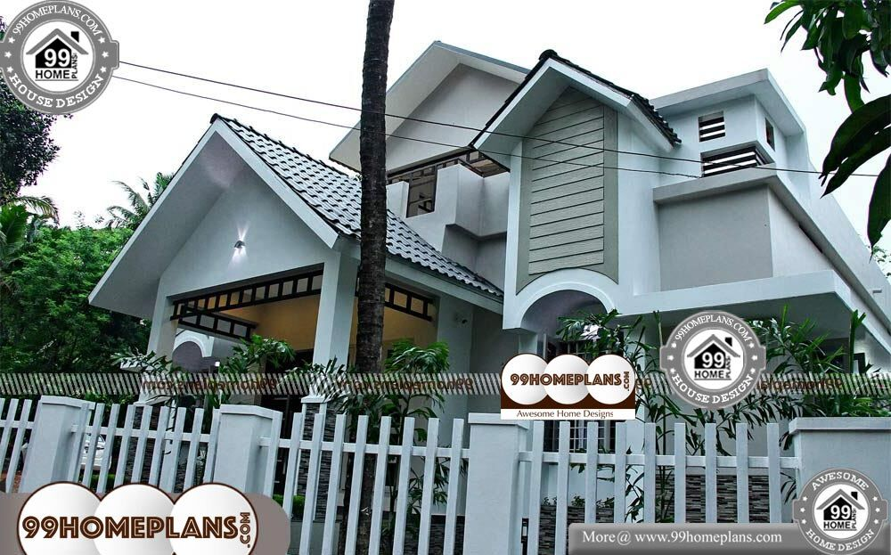 Indian Front Home Designs - One Story 1400 sqft- HOME